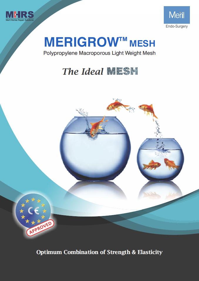 Medigrow mesh broshure