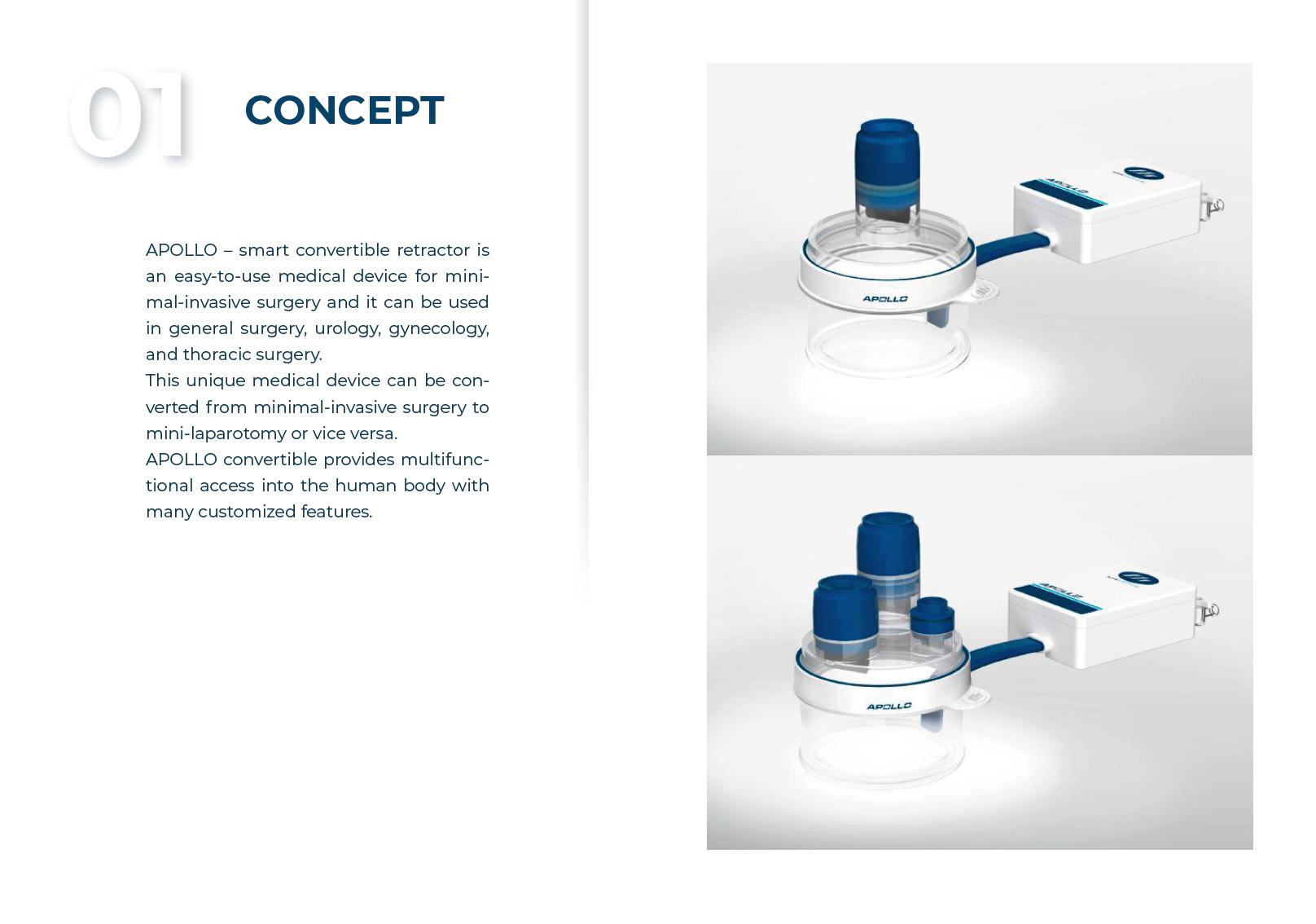 Product Brochure: Smart Convertible Retractor